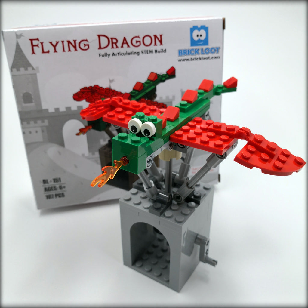 Flying Dragon STEM Building Kit