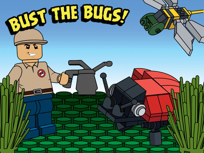May 2018 Brick Loot Box  - Bust the Bugs