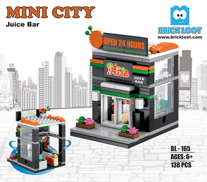 Mini City - Juice Bar