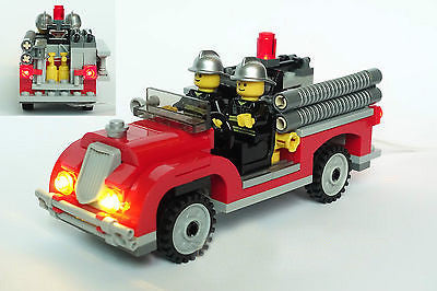 Image result for lego creator fire brigade
