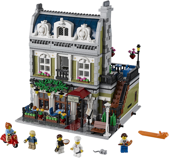 LEGO Parisian Restaurant set 10243