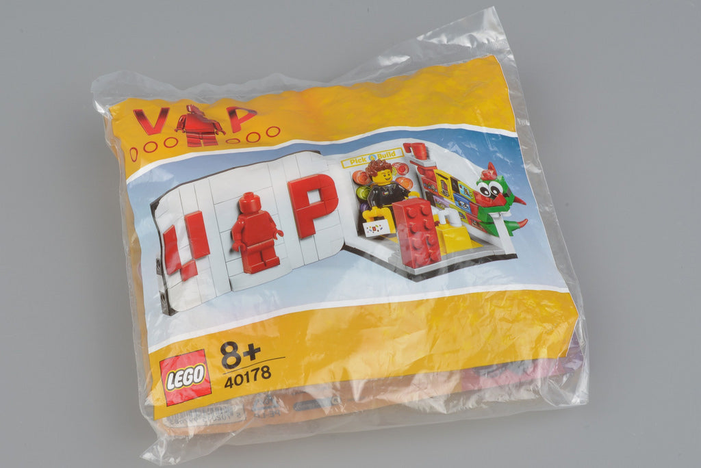LEGO 40178 - VIP Exclusive Mini LEGO Store - New Poly bag