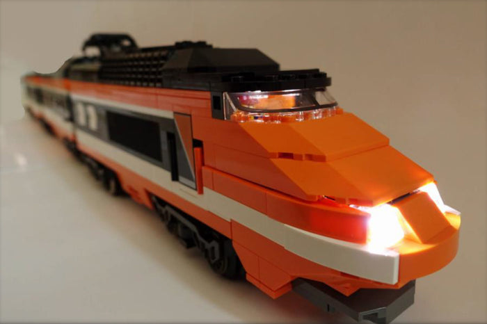 LED Lighting kit for LEGO 10233 Horizon Express