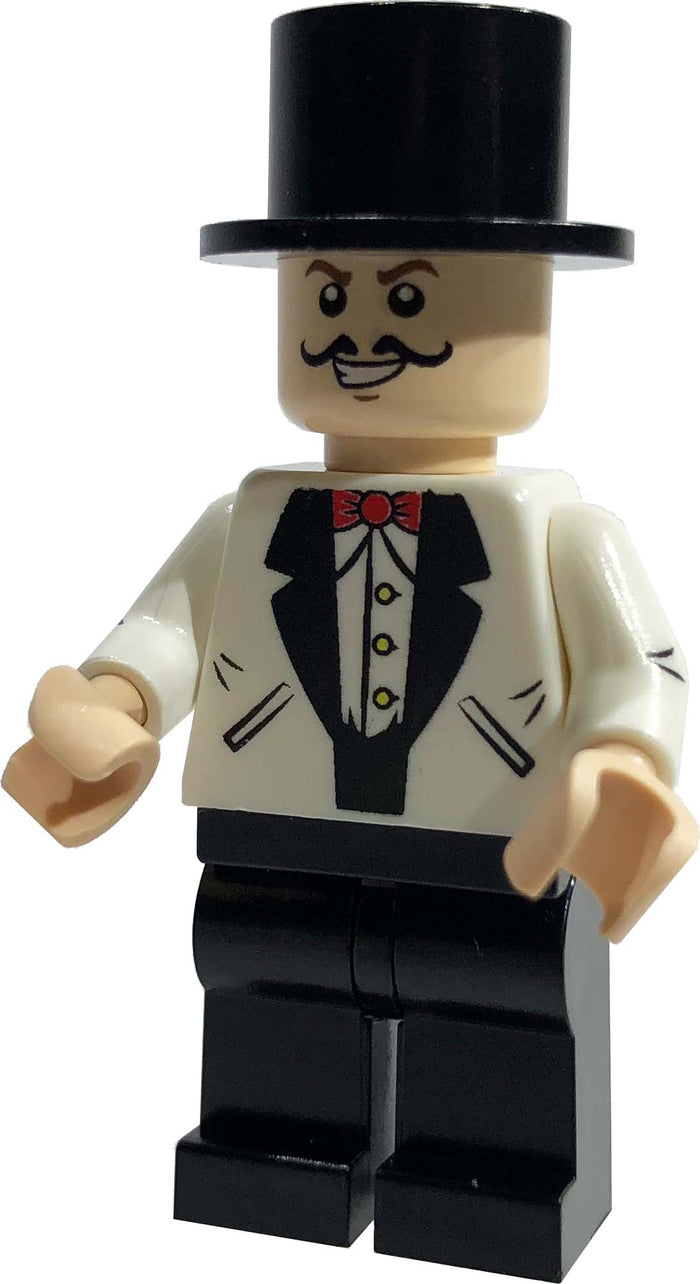Brick Loot Exclusive Magician Custom LEGO® Minifigure LIMITED EDITION