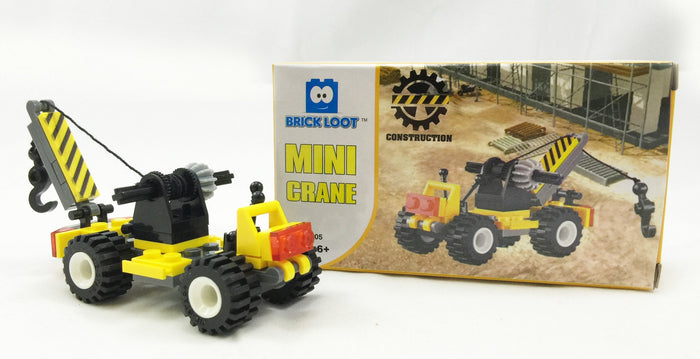 Brick Loot Construction Sets
