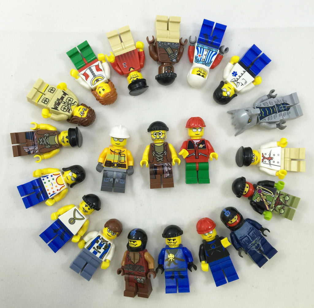 LEGO Minifigure Minifigures - Random, Our choice, All New, 100% LEGO Minifigs