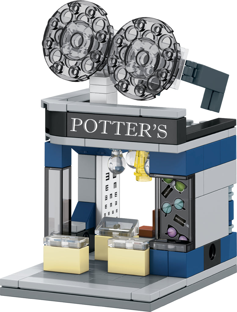 Brick-Loot-Custom-Brick-Set-Optical-Store