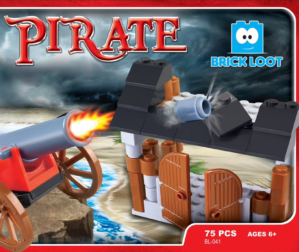 Brick-Loot-Pirate's-Cove-100%-LEGO-Compatible-Bricks