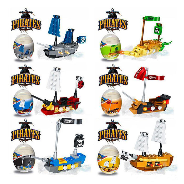 Pirate-Ship-Brick-Build-In-An-Egg-12-Different-Ships-Available