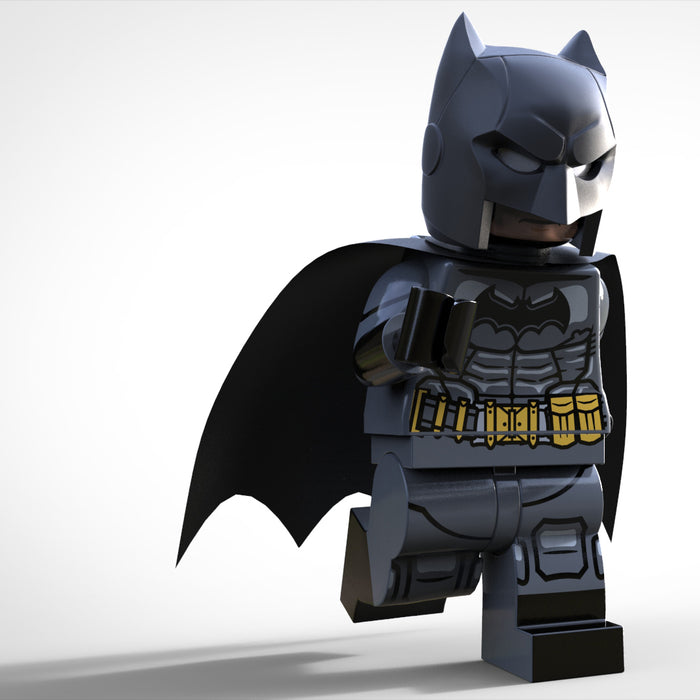 Point and Click Bat Custom LEGO® Minifigure LIMITED EDITION - NOW SHIPPING