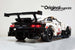 Rear and side view of the LEGO Porsche 911 RSR set 42096 with the custom-designed Brick Loot LED Light Kit installed.