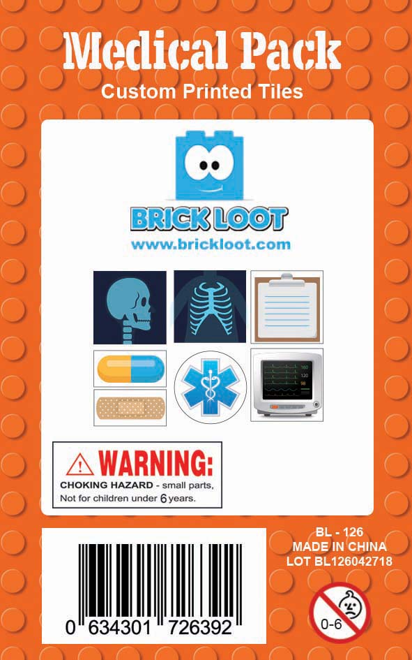 Brick-Loot-Custom-LEGO-Compatible-Tile-Pack-Medical