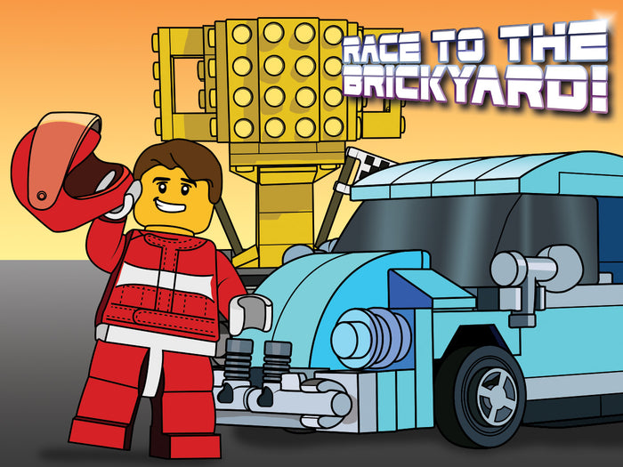 Brick Loot Box  - Race to the Brickyard