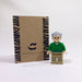 Christo Custom Pad Printed Stan Lee LEGO Minifigure - LIMITED EDITION