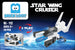 Brick-Loot-Exclusive-Mini-Star-Wing-Cruiser-2-in-1-fighter-plane-set-100%-LEGO®-Compatible