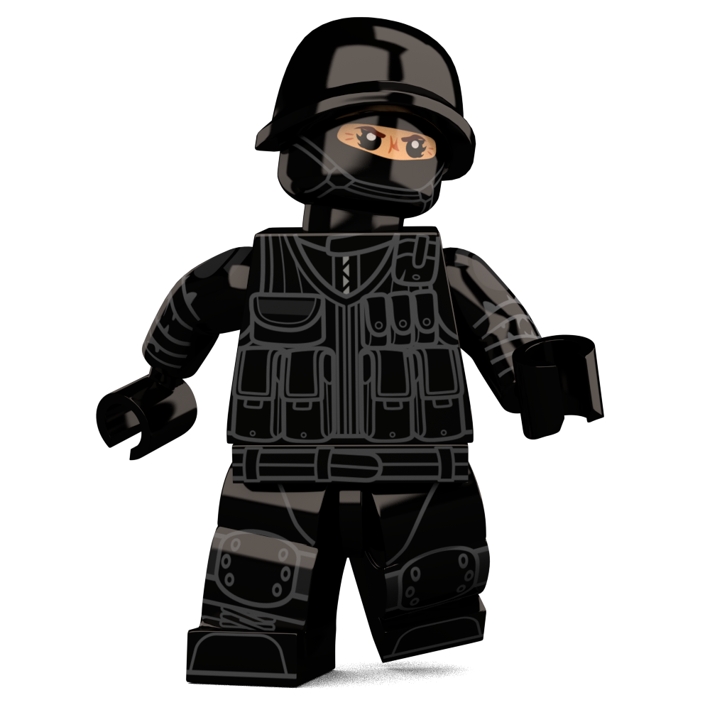 Brick-Loot-Exclusive-Special-Ops-Custom-LEGO-Minifigure