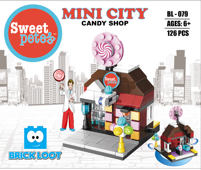 Mini City - Candy Shop