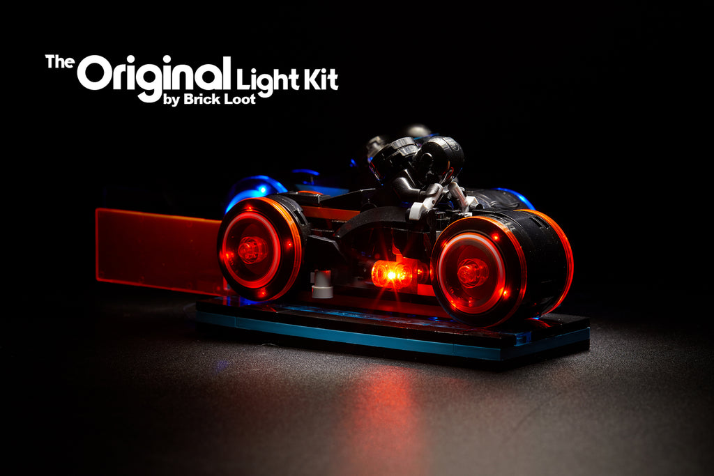 LED Lighting Kit for LEGO Tron Legacy 21314