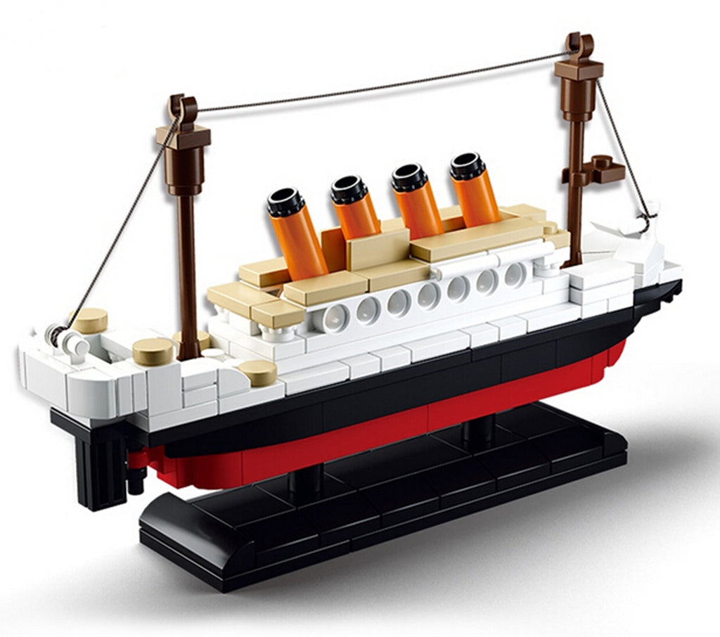 Brick-Loot-Titanic-model