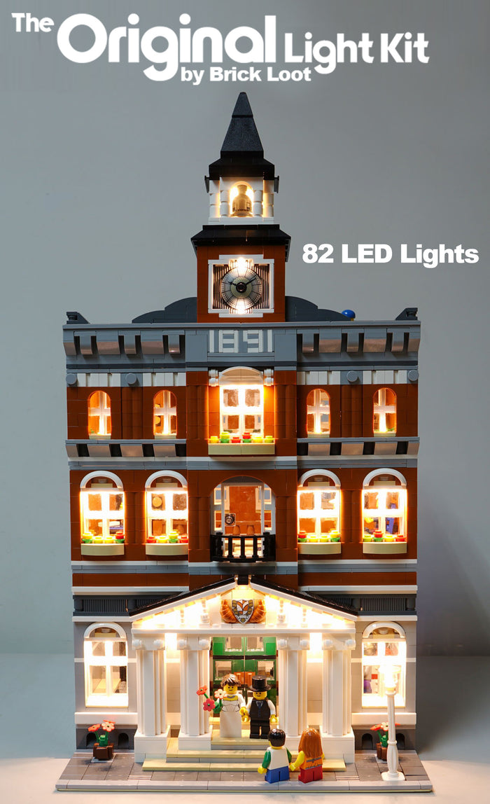 Store Tagged Lights Page 2 Brick Loot Lego 10249 Exclusive Winter Toy Shop Led Lighting Kit For 10224 Town Hall