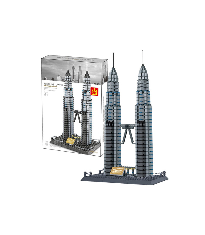 WANGE 5213 - The Petronas Towers