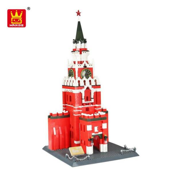 WANGE 5219 - The Spasskaya Tower