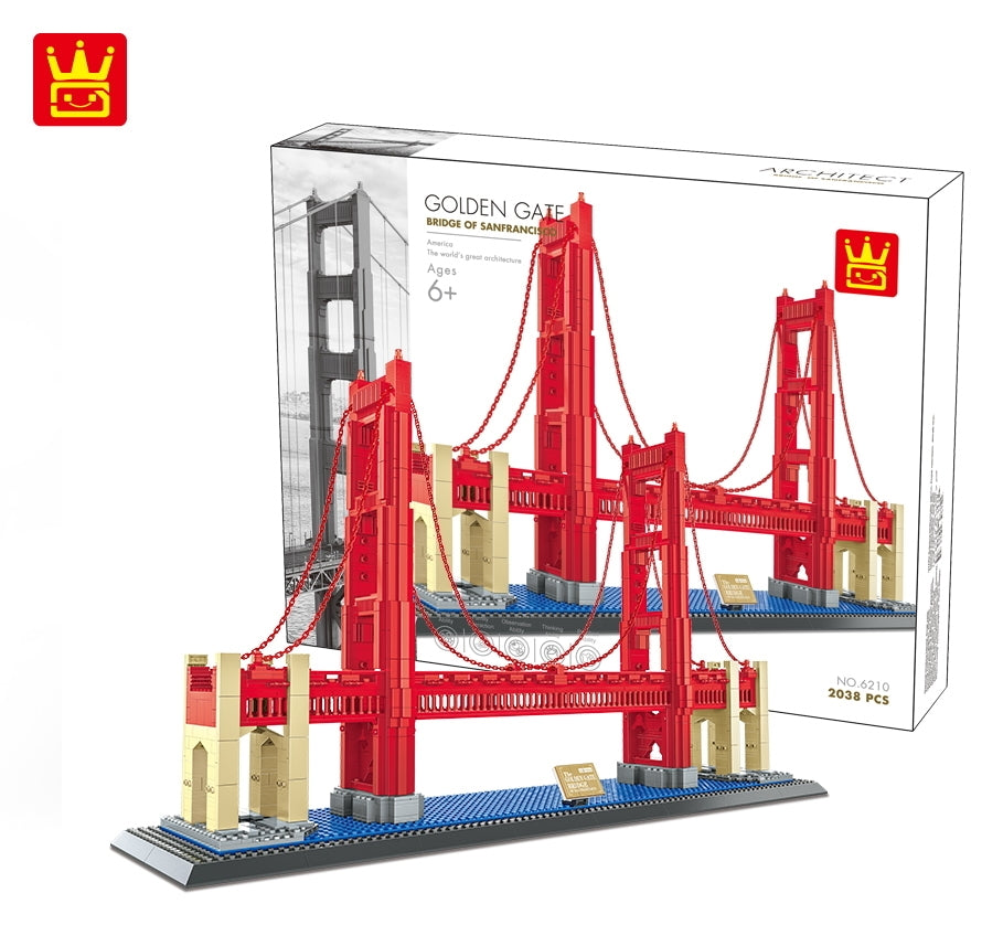 WANGE 6210 - Golden Gate Bridge