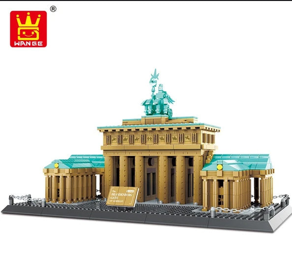 WANGE 6211 - Brandenburg Gate of Berlin