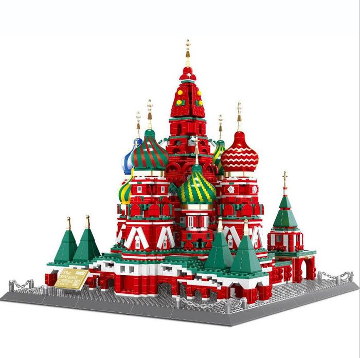 WANGE 6213 - The Saint Basil's Cathedral of Moscow