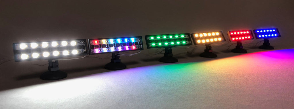 LED-WIDE-ANGLE-Spot-Lights-6-Colors-LED-LIGHT-LINX-Create-Your-Own-LED-String-works-with-LEGO-bricks-by-Brick-Loot