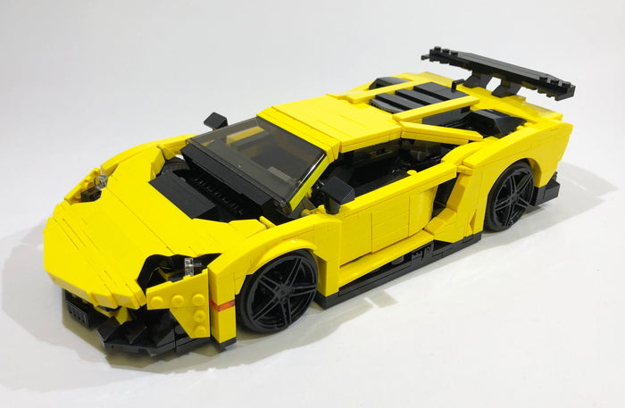 XingBao Dream Car Yellow Lamborghini -  XB-03008