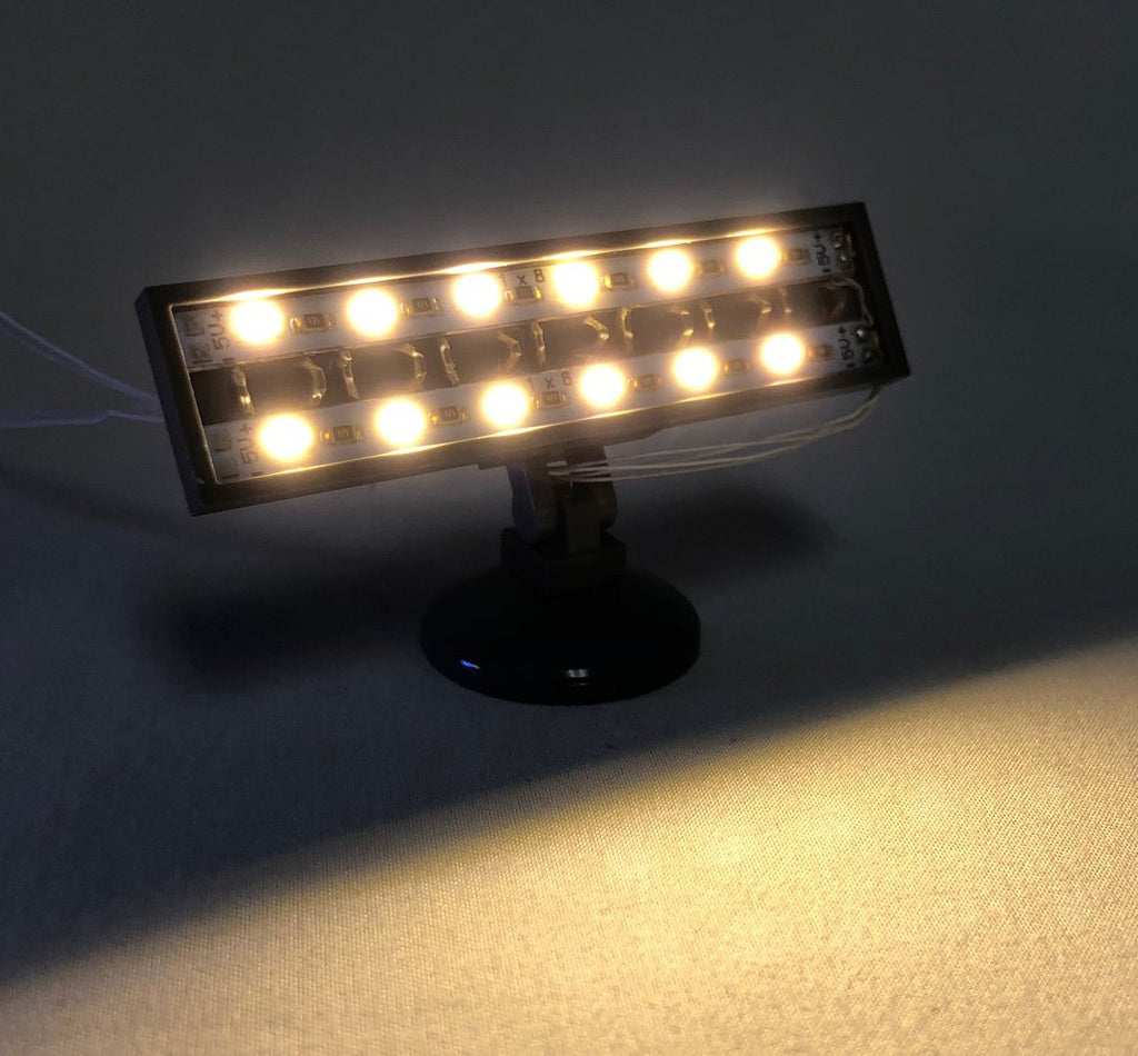 LED Spot Lights - LIGHT LINX - Create Your Own LED String - works with LEGO bricks - by Brick Loot