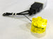 Brick-Loot-Exclusive-LED-Rotating-Round-2x2-Brick-Yellow-LEGO®-Compatible