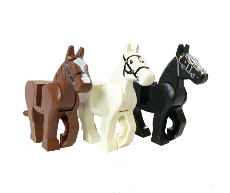 Brick-Loot-Horse-for-your-cowboy-LEGO-minifigure-Compatible-with-Major-Brick-Brands