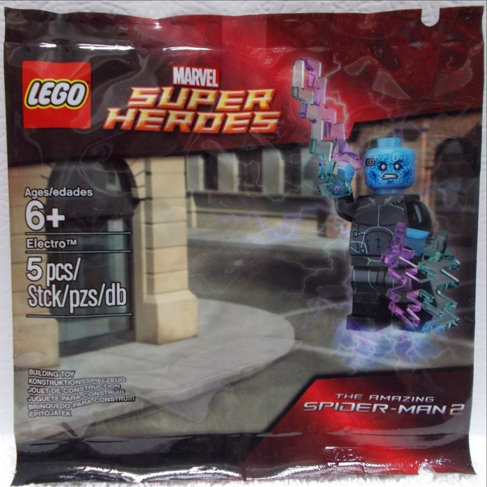 LEGO Electro Bag Set - from the Amazing Spider-man 2