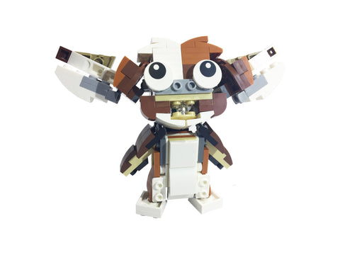 Custom GIZMO LEGO Kit by CEO Parker