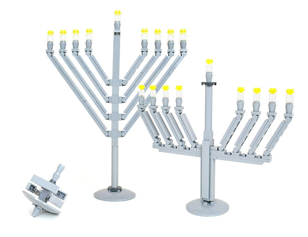 3-in-1-Custom-LEGO®-Menorah-Kit-100%-LEGO-Bricks-sold-by-Brick-Loot