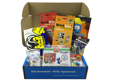 Brick Loot Subscription Box Co...