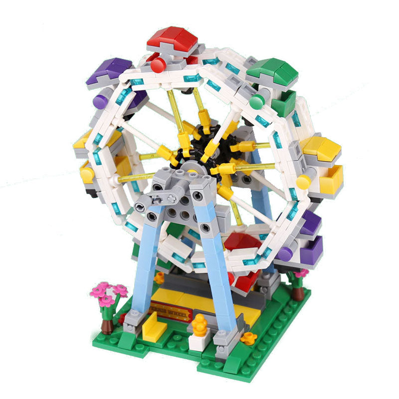 XingBao Colorful World Carnival Ferris Wheel - XB-01106