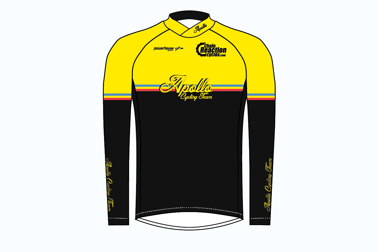 Apollo CT Enduro Jersey - Powerhouse Sport