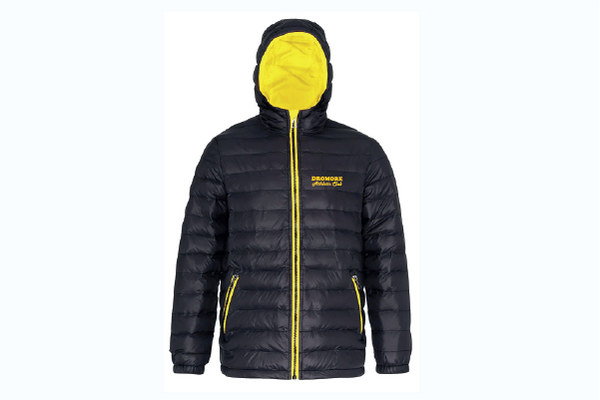 Dromore AC Casual Jacket - Powerhouse Sport