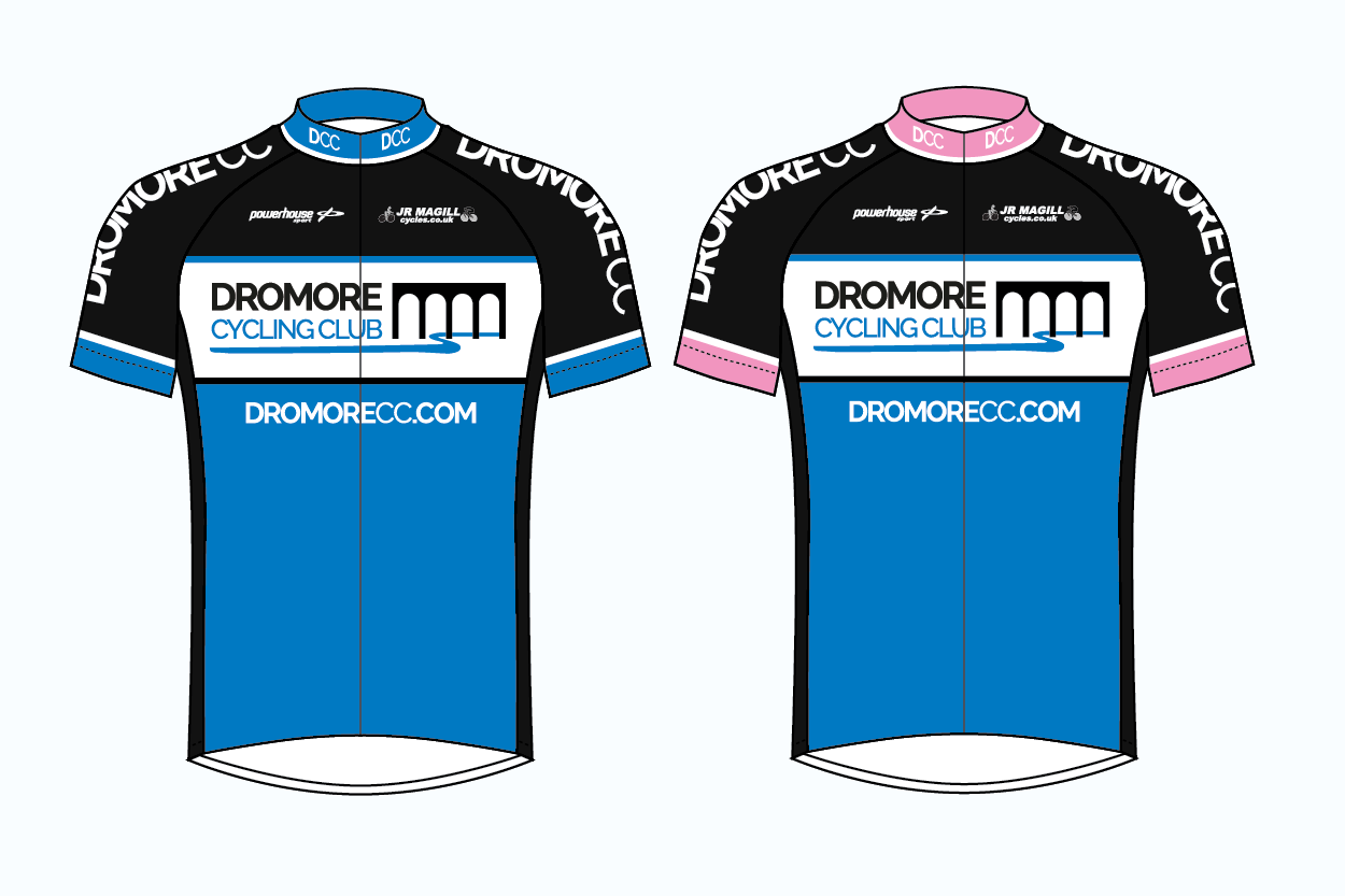 Dromore CC Elite Fit Jersey - Powerhouse Sport