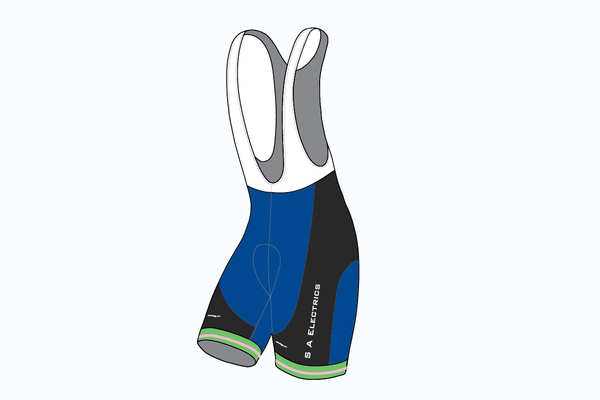 Mallard Flyers Elite Fit Bib Shorts