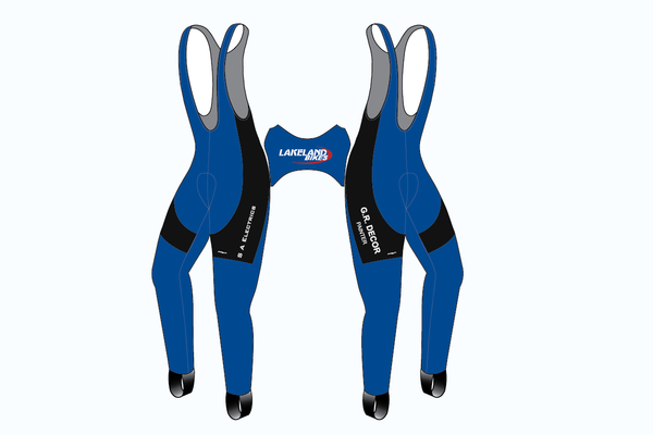 Mallard Flyers Thermal Bib Tights Elite Fit