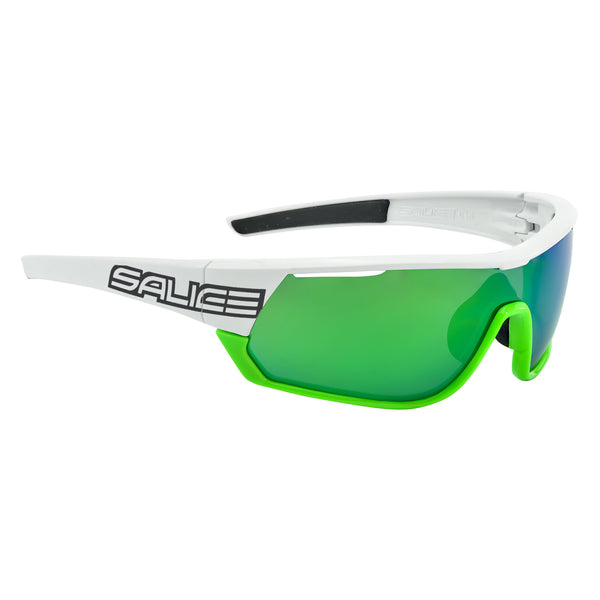 Salice 016 RW White Green - Powerhouse Sport