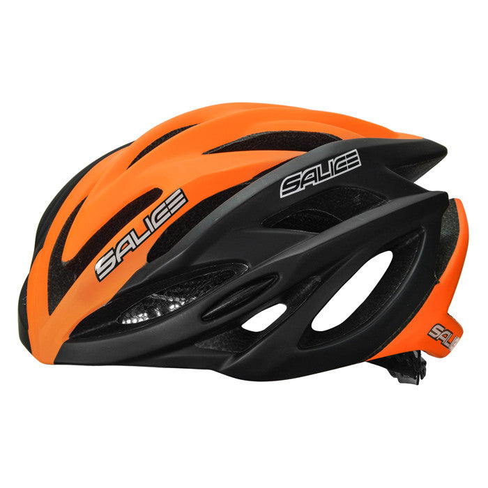 Salice Ghibli Helmet - Black Orange