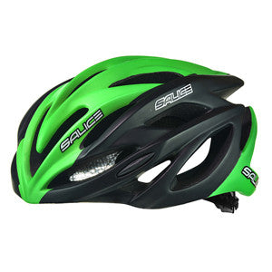 Salice Ghibli Helmet - Black Green - Powerhouse Sport