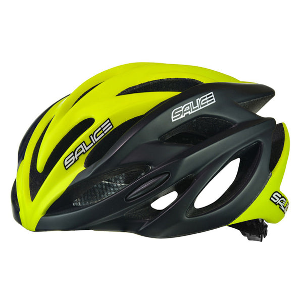 Salice Ghibli Helmet - Black Yellow - Powerhouse Sport