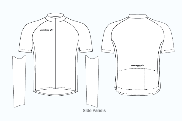 Performance Jersey - Powerhouse Sport
