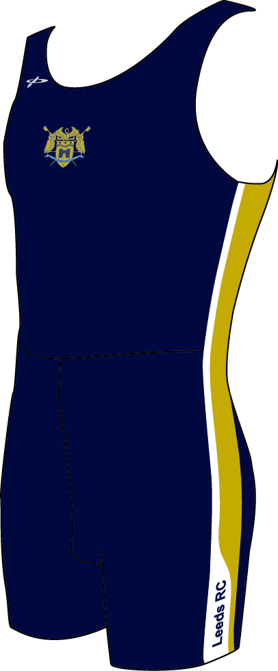 Leeds RC one piece rowing suit